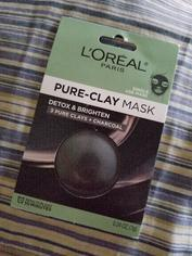 Look pure clay mask