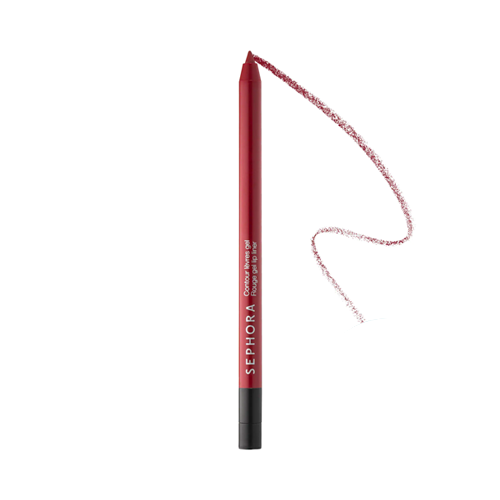 Sephora collection rouge gel lip liner  11 it s cherry